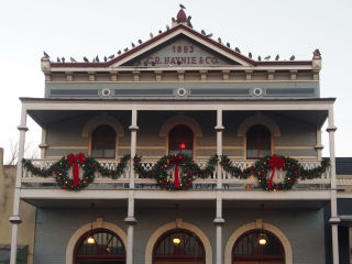City of Bastrop presents Bastrop River of Lights