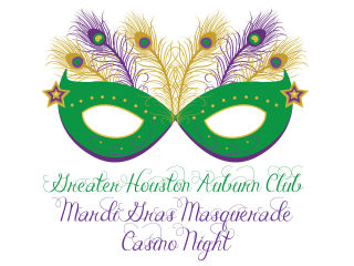 Mardi Gras Masquerade Casino Night
