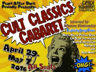 Pearl Theater presents Cult Classics Cabaret