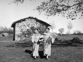 Austin Film Society presents Rossellini's The Flower of St. Francis
