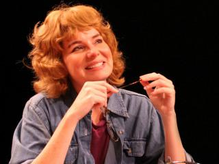 Sara Gaston as Molly Ivins