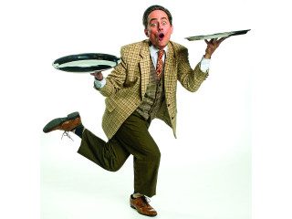 Zach Theatre presents One Man, Two Guvnors