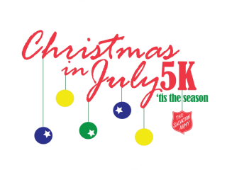iRun Productions presents Christmas in July 5K + Kids K