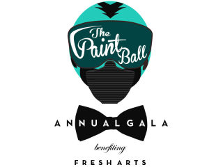 Fresh Arts presents The Annual Gala: The Paint Ball 2016