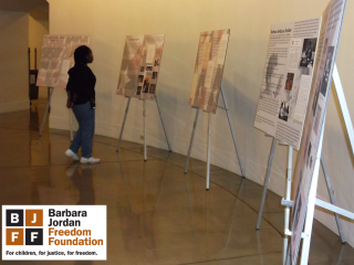 Celebrate Barbara Jordan's 80th Birthday and Legacy at the Texas Capitol