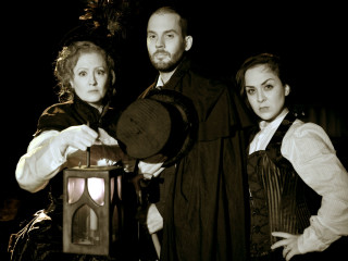 Crank Collective presents Murders and Moontowers A Musical Comedy