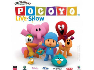 Pachanga presents Pocoyo Live Show