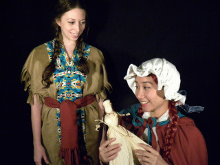 Pollyanna Theatre presents <i>Young Bear</i> Inspired by the True Story of Frances Slocum