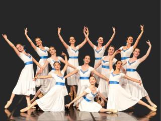 Austin Metamorphosis Dance Ensemble presents Ballet Under the Stars - Blanc