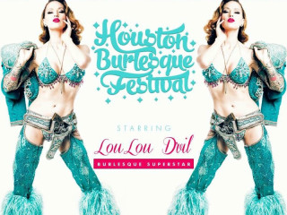 3rd Annual Houston Burlesque Festival