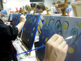 Austin Photo Set: News_Duncan_painting with a twist_march 2012_2
