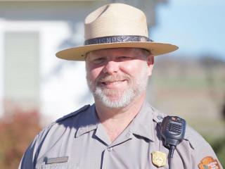 National Park Ranger Mike Ryan