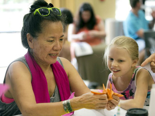 Asian Family Support Services of Austin presents 1000 Cranes Origami Festival
