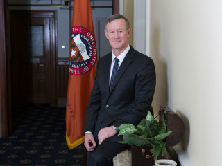 University of Texas Chancellor William McRaven