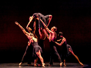 Dallas Black Dance Theatre presents Step by Step