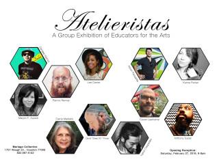 The Mariago Collective presents Atelierista