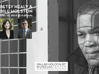 Dallas Holocaust Museum's Upstander Speaker Series
