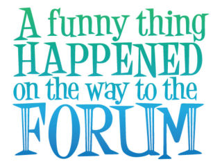 TexARTS presents Funny Thing Happened on the Way to the Forum
