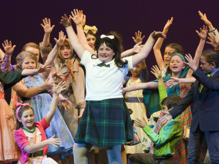 The Adderley School for the Performing Arts Hairspray summer play 2016