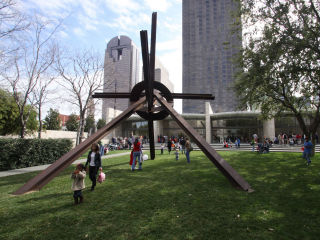 Mother's Day at Nasher Sculpture Center