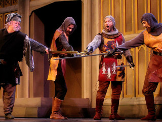 Houston Shakespeare Festival presents Henry V