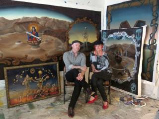 Matthew Couper and JK Russ
