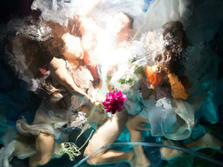 Laura Rathe Fine Art presents Christy Lee Rogers and Michael Laube: Within the Invisible Space