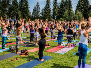 Discovery Green and India in USA present 2nd Annual International Day of Yoga