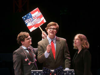Main Street Theater presents #Honorablemen? : A 21st Century Julius Caesar