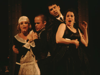 Houston Grand Opera presents The Abduction from the Seraglio