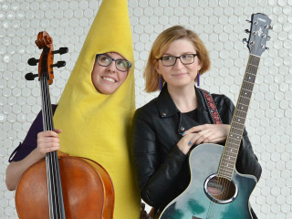 The Doubleclicks: Aubrey and Angela Webber
