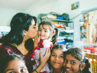 Rescue Pink presents Sherry Naron: Saving India's Daughters