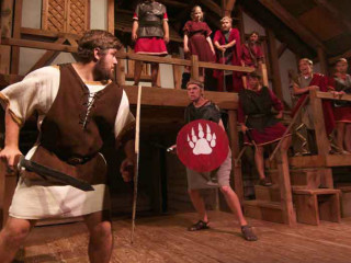 Shakespeare at Winedale 2015