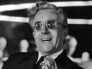 Peter Sellers in Dr. Strangelove