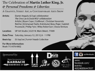The Celebration of Martin Luther King, Jr. & Personal Freedoms & Liberties