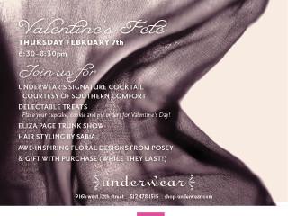 Austin Photo Set: Events_Valentines_Underwear_Jan2013