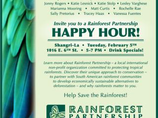 Austin Photo Set: Events_Rainforest Happy Hour_Shangri-La_Jan 2013