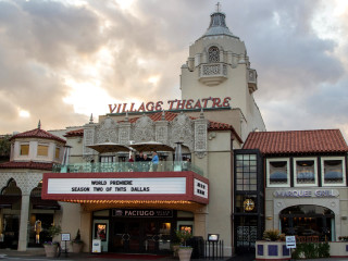 Highland Park Village theater