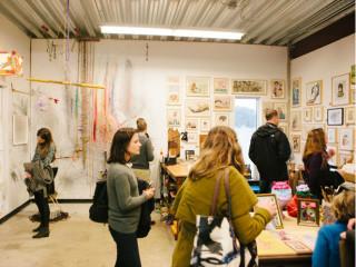 Big Medium presents 2015 East Austin Studio Tour