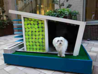 GreenStreet Houston Barkitecture Houston
