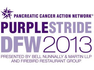 Purple Stride 2013