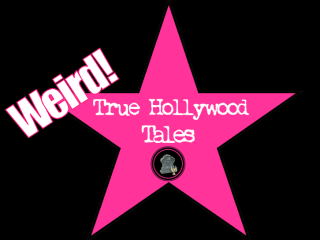 Weird True Hollywood Tales logo