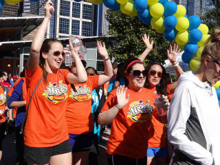 Foundation Fighting Blindness- Houston Chapter 8th Annual VisionWalk