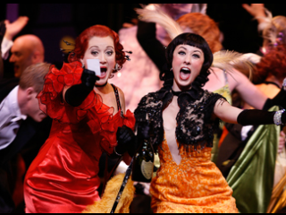 Die Fledermaus Houston Grand Opera