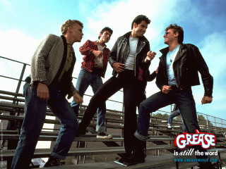 Grease sing-along with John Travolta and singers