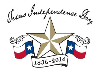 Texas Independence Day insignia