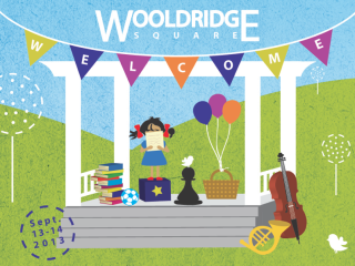 Wooldridge Square Park reopening celebration