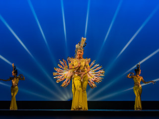 "Dance of Asian America presents ""Splendid China VIII"""