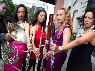 Houston Friends of Chamber Music presents the Imani Winds
