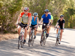Texas Mamma Jamma bike riders cropped